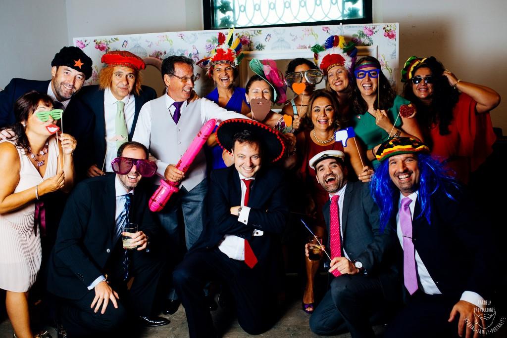 Aida y Juan Photocall y Party Web-24