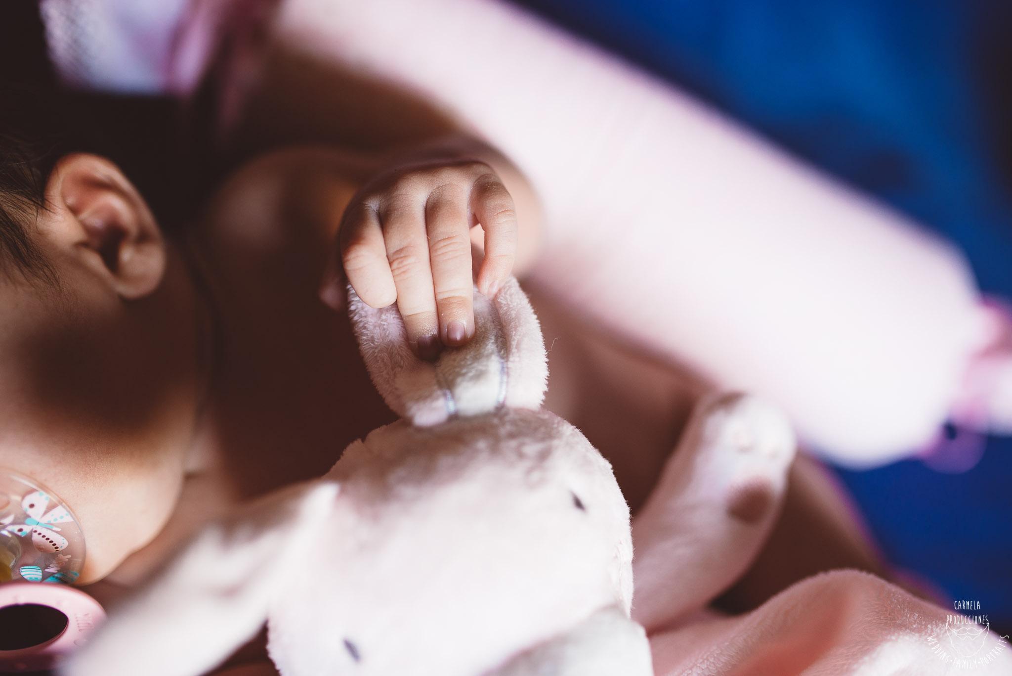 Newborn, baby photography, Carmela Producciones.